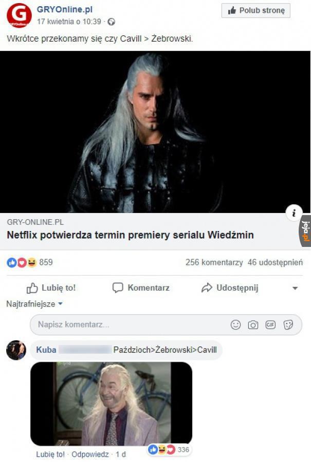 Nie nazywaj się fanem Wiedźmina, jeśli nie znasz Paździocha z Wrocławia