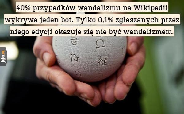 Wandalizm na Wikipedii