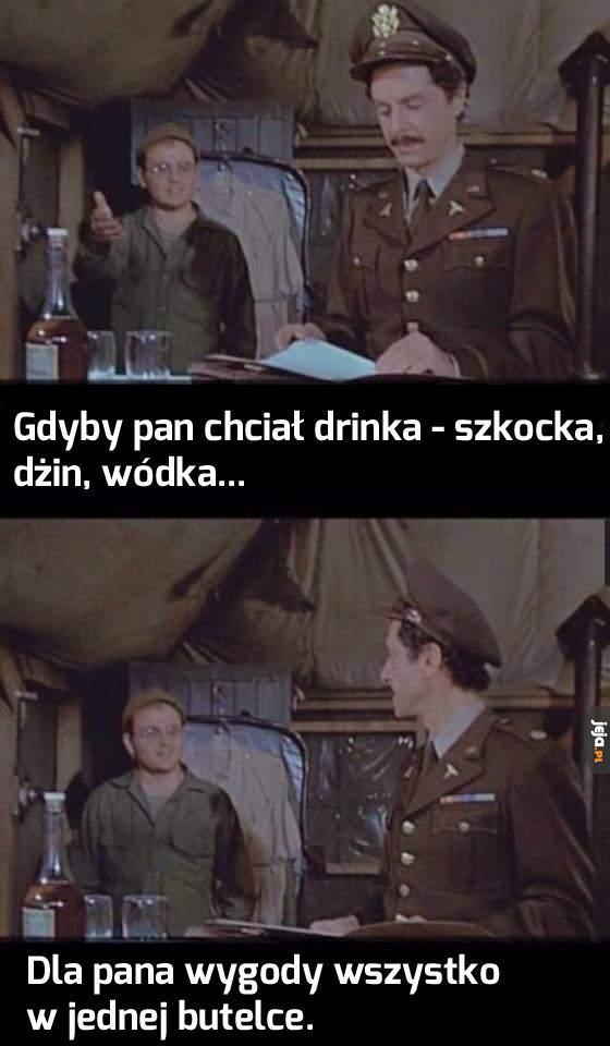 Drinka?