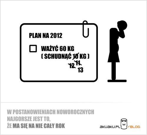 Plan na 2012