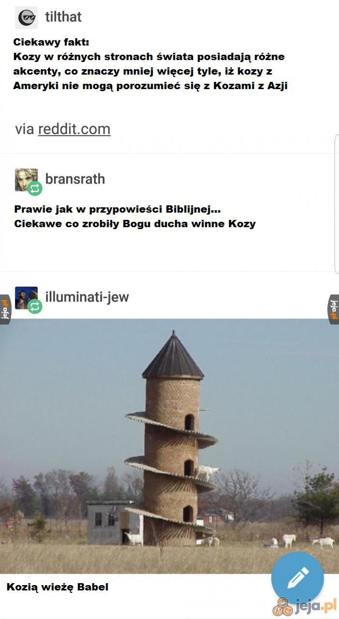 Kozia wieża
