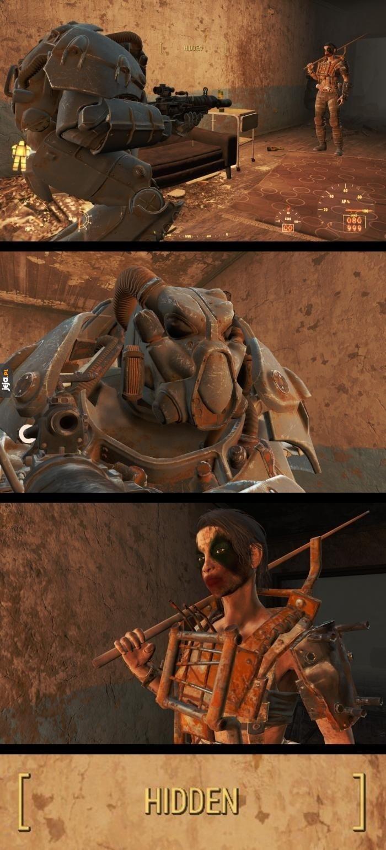 Fallout i skradanie się