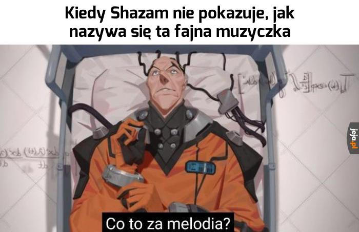 Co to za melodia!