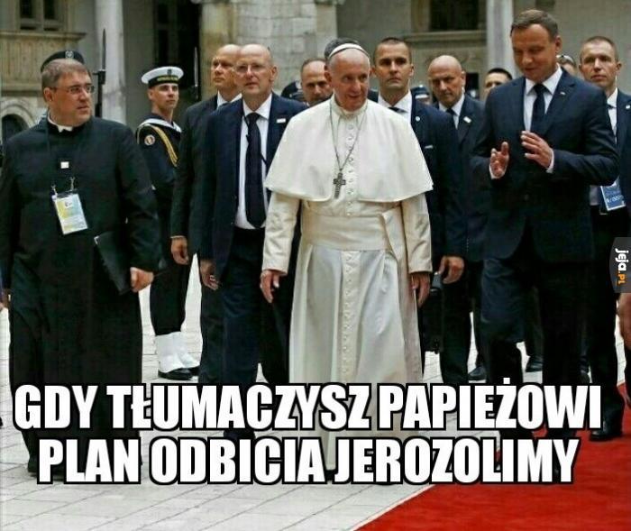 Jerozolima czeka