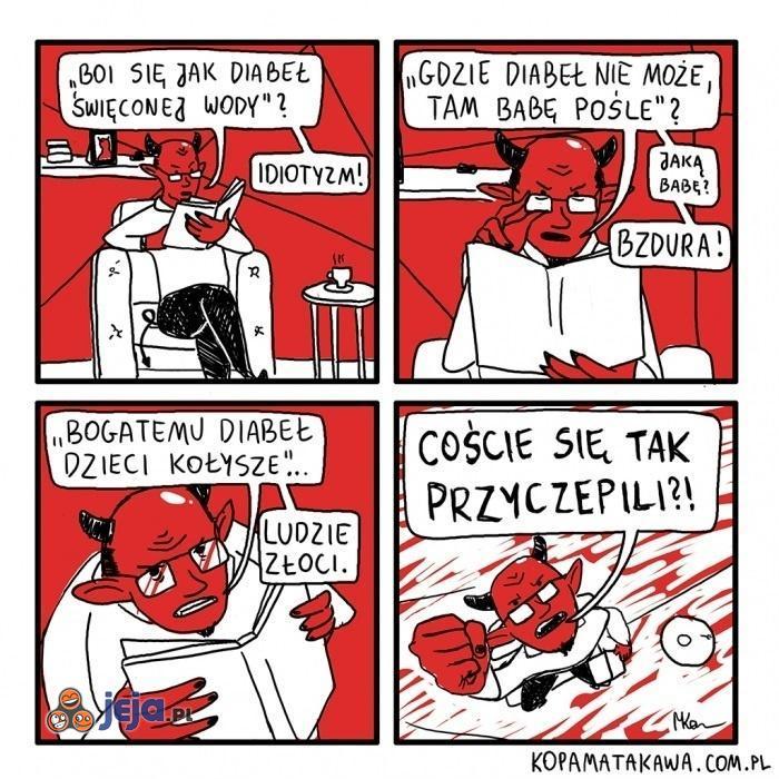 Biedny diabeł