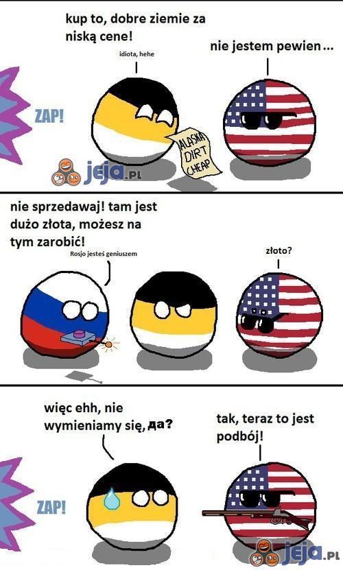 Rosja jest geniuszem!