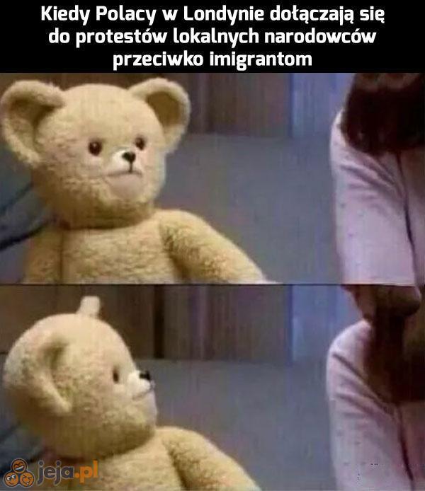 Anglia dla Polaków i ewentualnie Anglików!