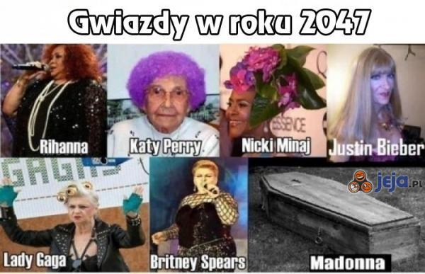 Gwiazdy w 2047