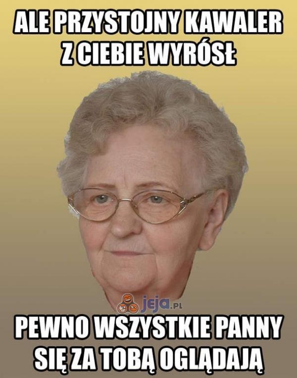 Babciny tekst