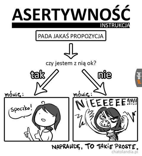 Asertywność