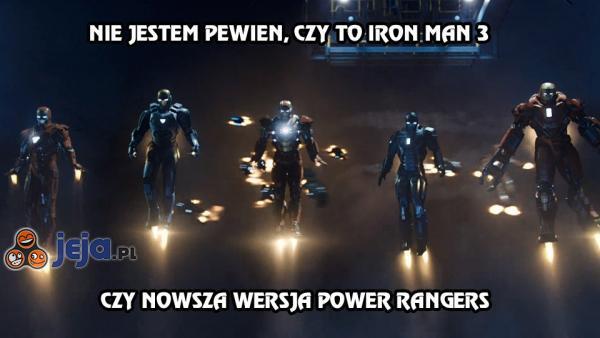 Czy to nowsza wersja Iron Man 3?