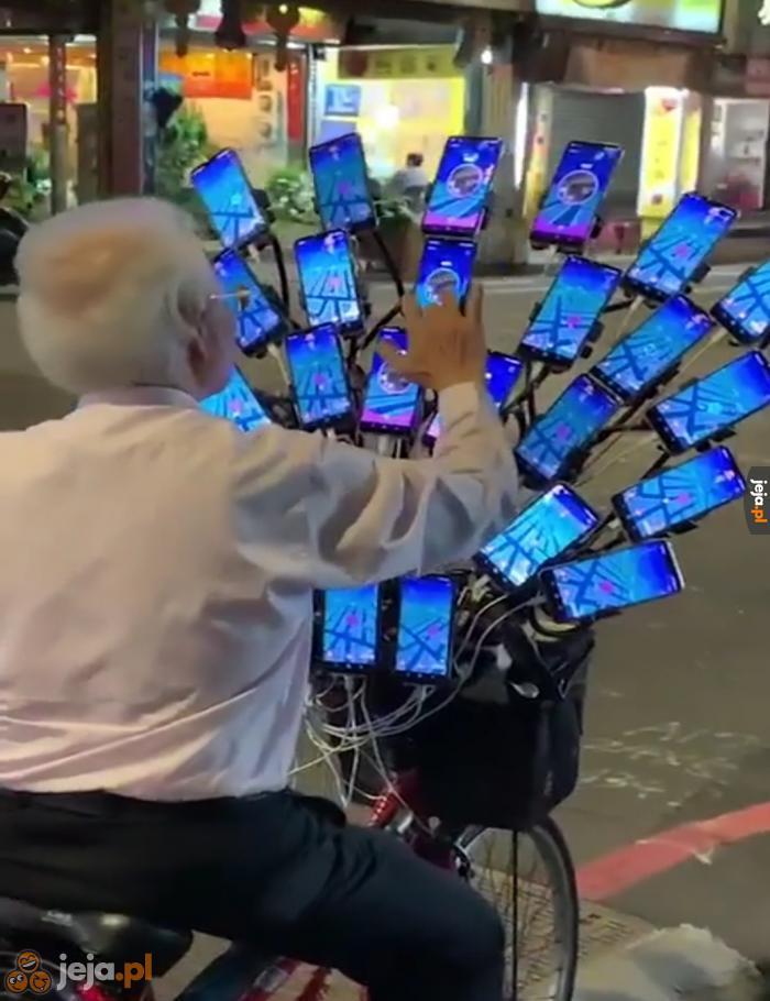 Prawdziwy mistrz pokemonów