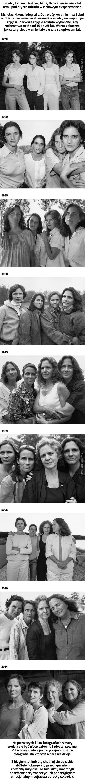 Cztery siostry, czterdzieści lat
