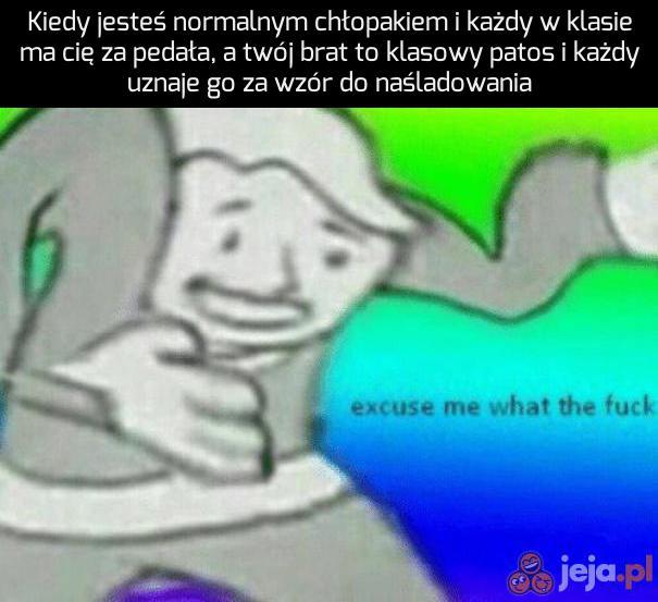 Moje życie na jednym memie