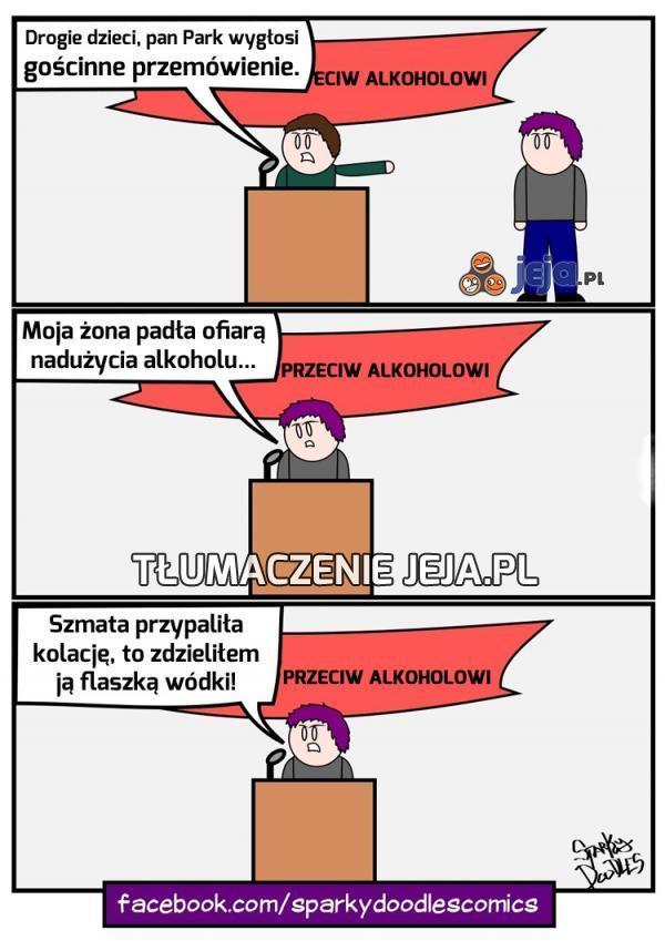 Nadużycie alkoholu