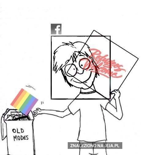 Facebookowa propaganda w nowej wersji