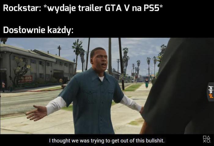 Trailer GTA 6 wyjdzie za 13 lat