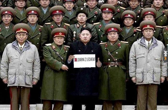 Nawet w Korei kibicują Lechowi