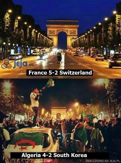 Bardzo francuska Francja