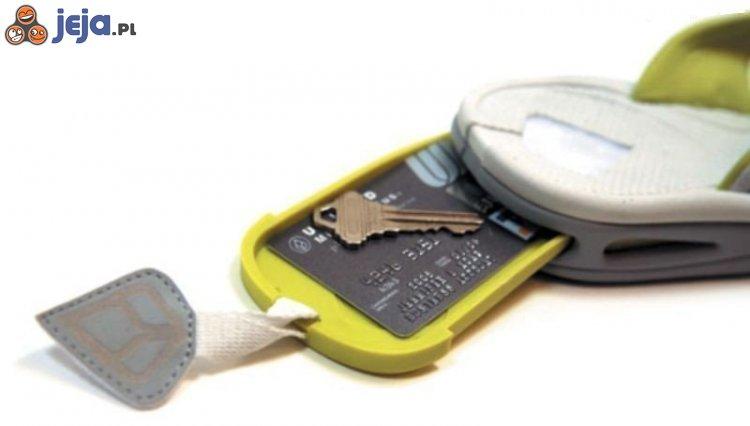 Schowek na klucz