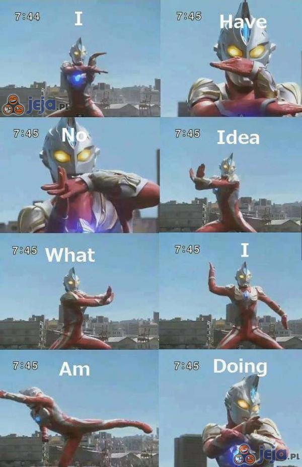 Tymczasem w Power Rangers