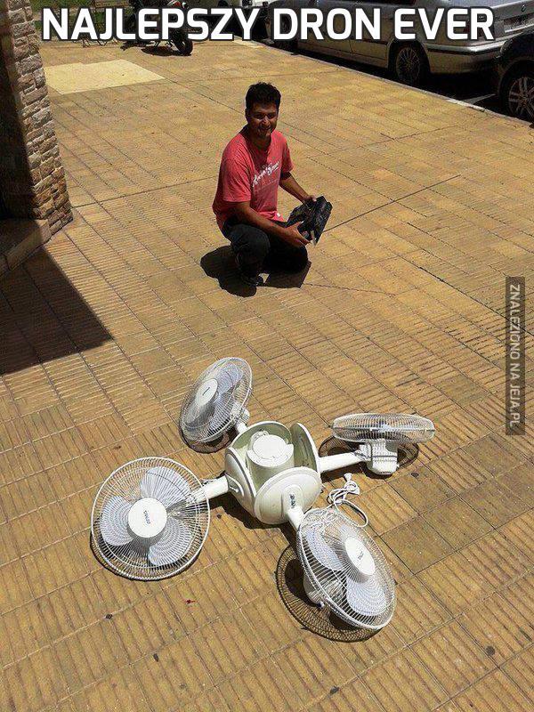 Najlepszy dron ever