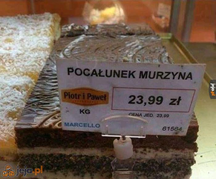 Świetna nazwa na ciasto