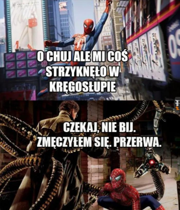 Gdybym był Spidermanem