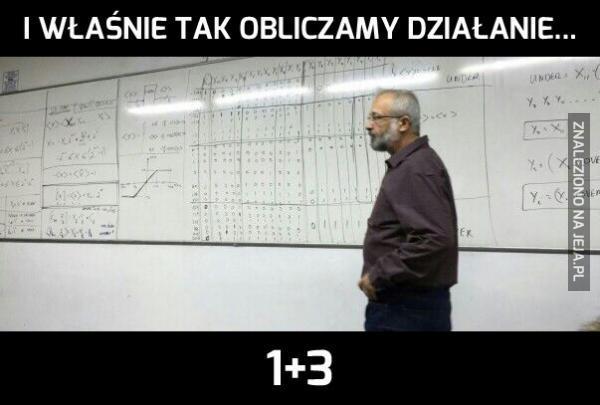 Witamy na studiach inżynierskich!