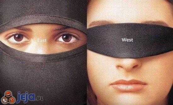 Wschód vs zachód