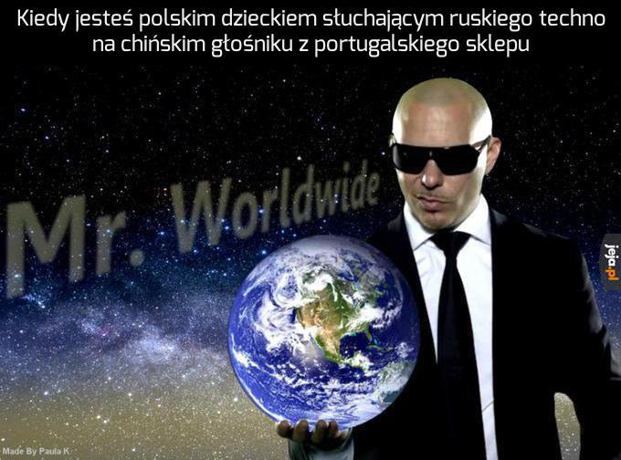 Światowy człowiek