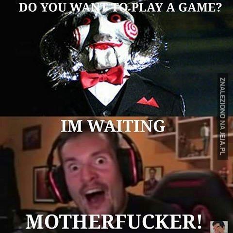 Chcesz zagrać w grę?