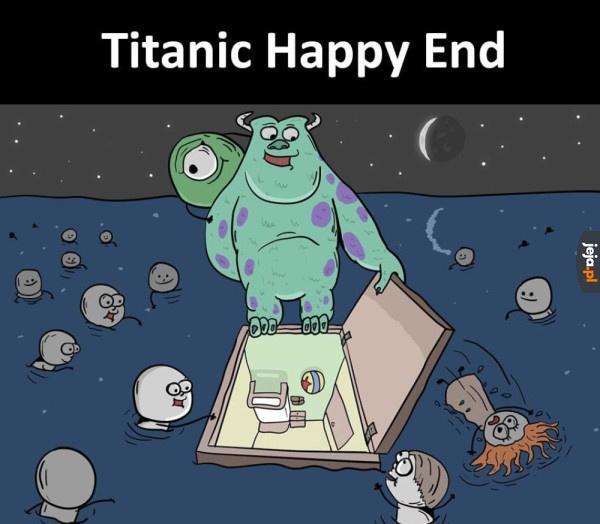 Szczęśliwe zakończenie