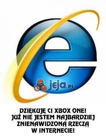 Internet Explorer może odetchnąć...