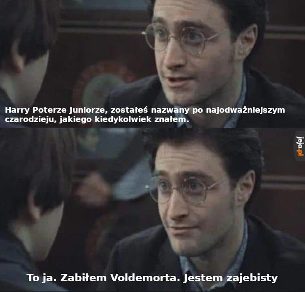 Gdyby Harry był narcyzem