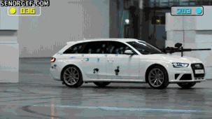Paintball samochodowy