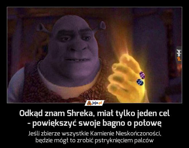 Shrek: Bagno bez granic
