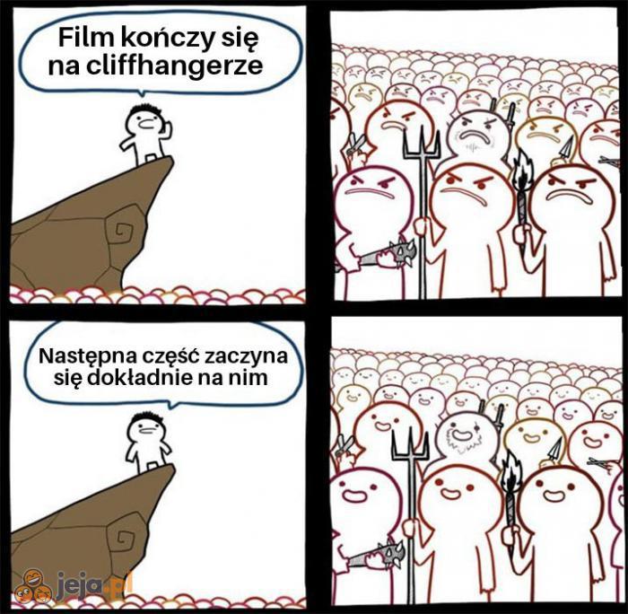Takie filmy można szanować