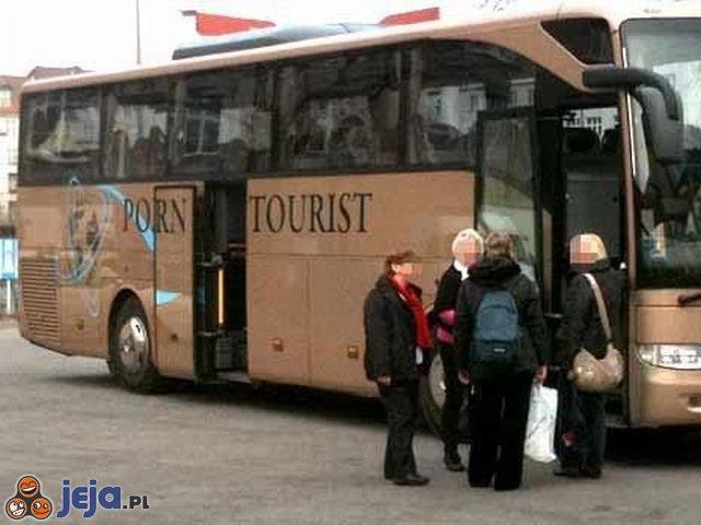 Turyści z branży