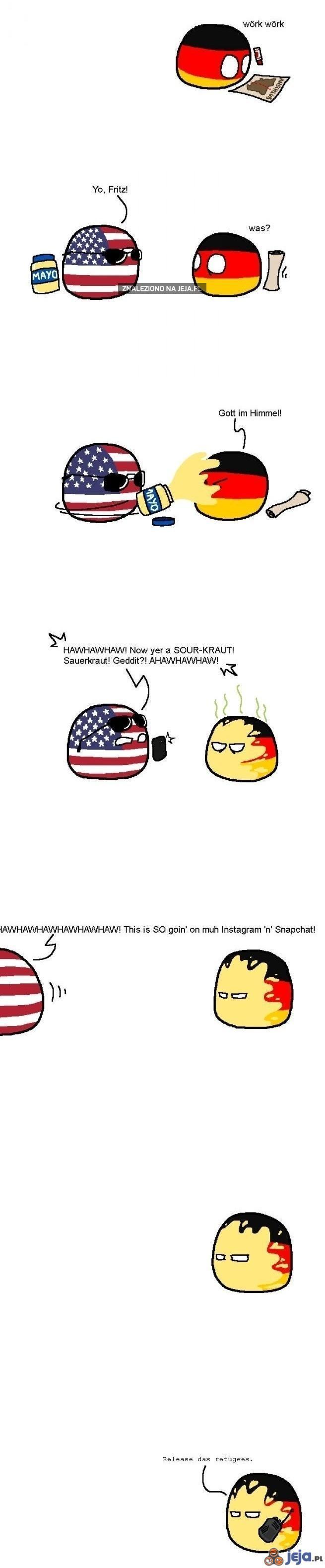 Niemiecka zemsta