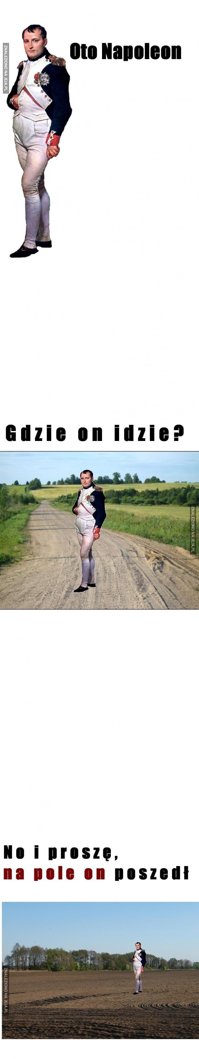 Ah ten Napoleon