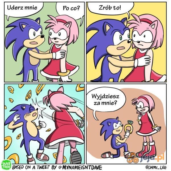 Sonic zaoszczędził
