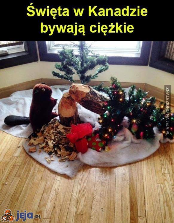 Święta w Kanadzie