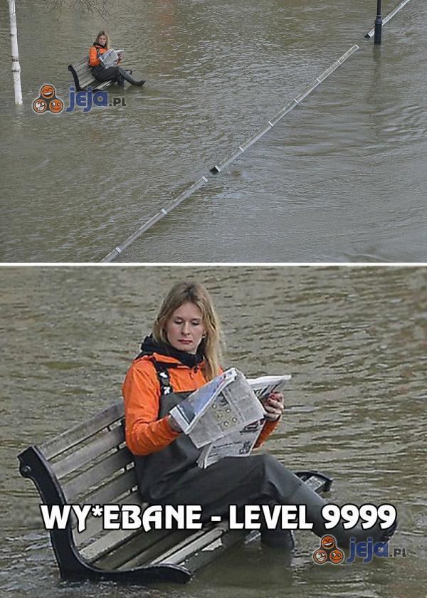 I co z tego, że powódź?