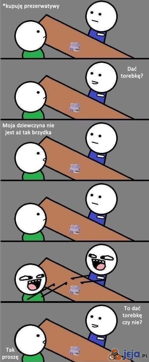 Kupowanie prezerwatyw