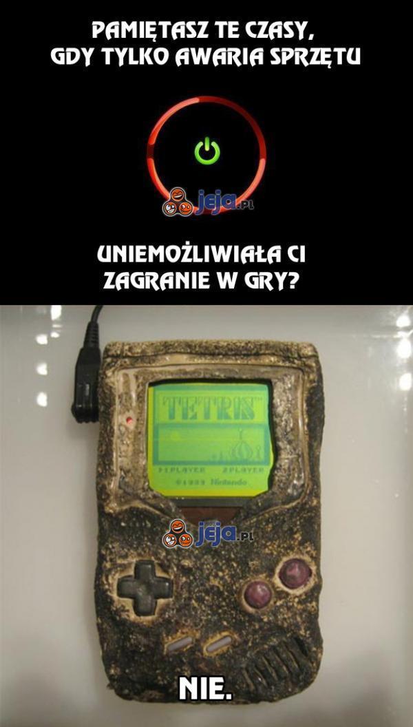 Pamiętasz te czasy?