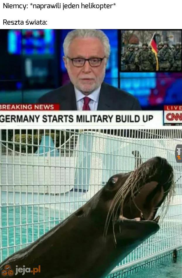 III Wojna Światowa nadchodzi!