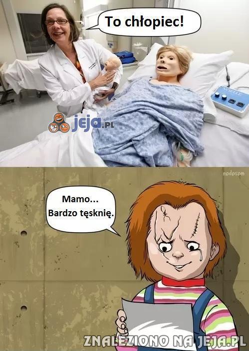 Wspomnienia lalki Chucky