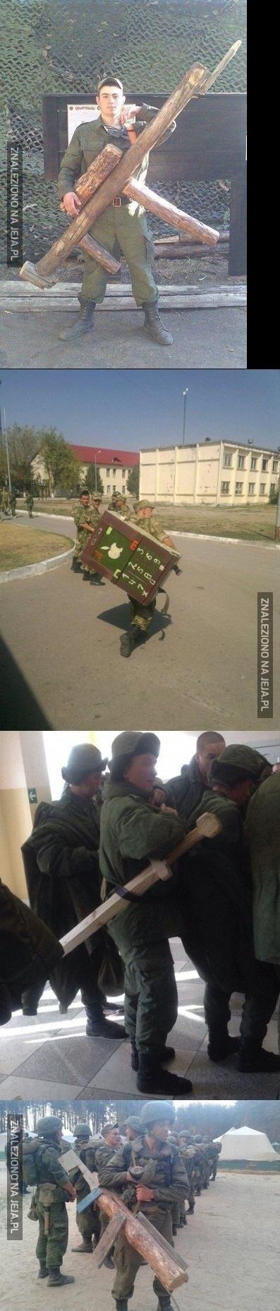 Nowy sprzęt na wyposażeniu armii