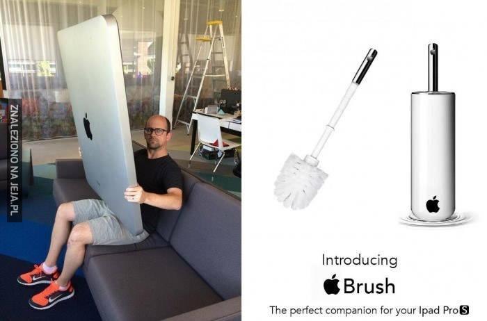 Najnowszy wynalazek Apple